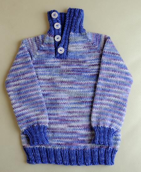 Caleum strikket genser